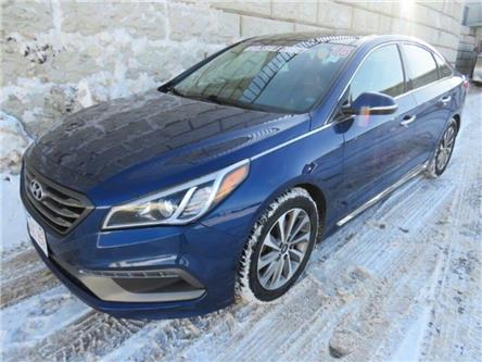 2015 Hyundai Sonata  (Stk: D00194A) in Fredericton - Image 1 of 23