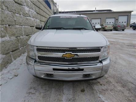 2012 Chevrolet Silverado 1500 LS (Stk: D00215A) in Fredericton - Image 1 of 18