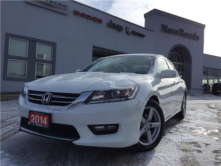 2014 Honda Accord EX-L V6 (Stk: 24659T) in Newmarket - Image 1 of 21