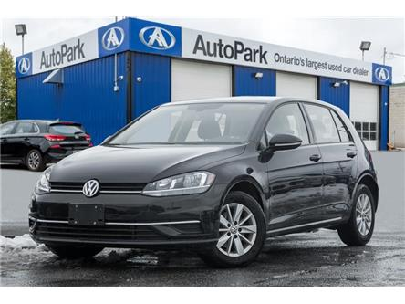 2019 Volkswagen Golf 1.4 TSI Comfortline (Stk: 19-11805R) in Georgetown - Image 1 of 18