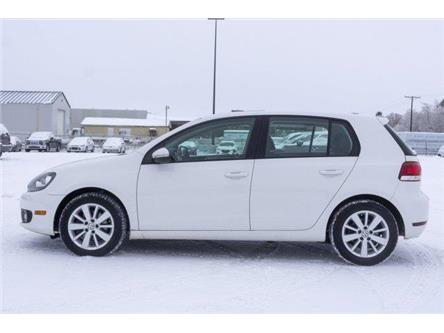 2013 Volkswagen Golf 2.0 TDI Comfortline (Stk: V1053) in Prince Albert - Image 2 of 11