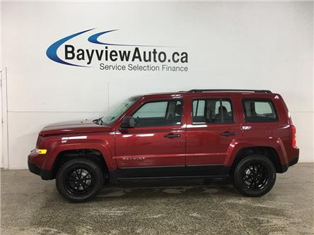 2017 Jeep Patriot Sport/North (Stk: 36312W) in Belleville - Image 1 of 22