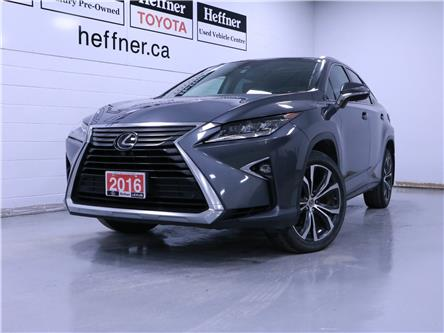 2016 Lexus RX 350 Base (Stk: 207031) in Kitchener - Image 1 of 25
