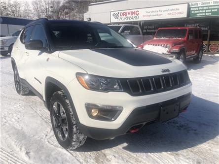 2018 Jeep Compass Trailhawk (Stk: DF1732) in Sudbury - Image 1 of 22