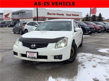 2008 Nissan Maxima 3.5 (Stk: U08491) in Barrie - Image 1 of 23