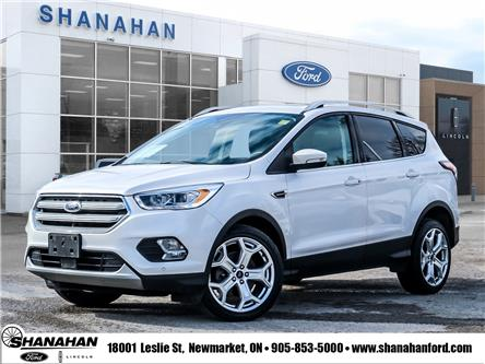 2018 Ford Escape Titanium (Stk: P51246) in Newmarket - Image 1 of 28