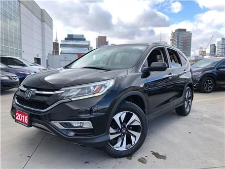 2016 Honda CR-V Touring (Stk: HP3718) in Toronto - Image 1 of 34