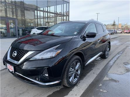 2020 Nissan Murano Platinum (Stk: T20072) in Kamloops - Image 1 of 30