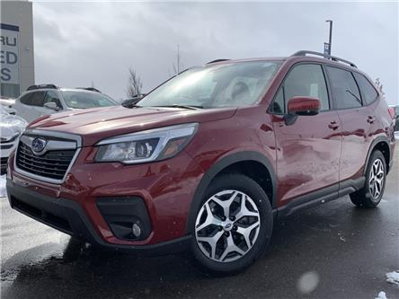 2019 Subaru Forester 2.5i Touring (Stk: SUB1616R) in Innisfil - Image 2 of 19