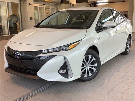2020 Toyota Prius Prime Upgrade (Stk: 21716) in Kingston - Image 1 of 28