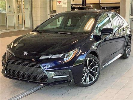 2020 Toyota Corolla XSE (Stk: 21838) in Kingston - Image 1 of 29