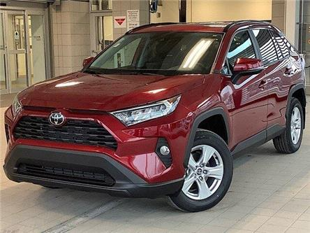 2020 Toyota RAV4 XLE (Stk: 21971) in Kingston - Image 1 of 30