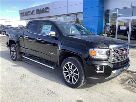2020 GMC Canyon Denali (Stk: 20-709) in Listowel - Image 1 of 10