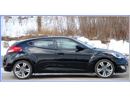2013 Hyundai Veloster Tech (Stk: 59675AX) in Kitchener - Image 2 of 17