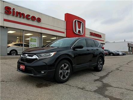 2017 Honda CR-V EX-L (Stk: 1961A) in Simcoe - Image 1 of 19