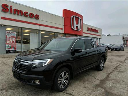 2019 Honda Ridgeline EX-L (Stk: 19117) in Simcoe - Image 1 of 17