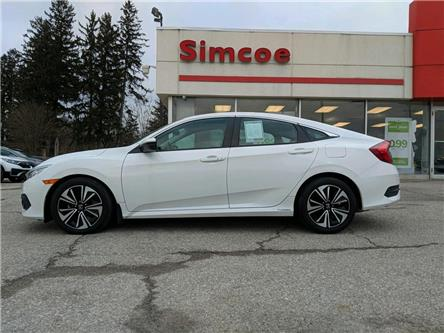 2016 Honda Civic EX-T (Stk: SH166) in Simcoe - Image 2 of 18
