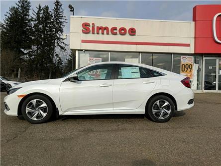 2019 Honda Civic LX (Stk: 19160) in Simcoe - Image 2 of 16