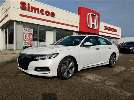 2020 Honda Accord Touring 2.0T (Stk: 2008) in Simcoe - Image 1 of 16