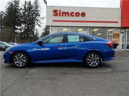 2020 Honda Civic EX (Stk: 2018) in Simcoe - Image 2 of 17