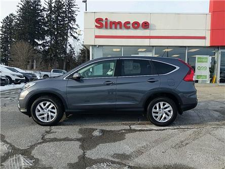 2016 Honda CR-V EX (Stk: SH183) in Simcoe - Image 2 of 18