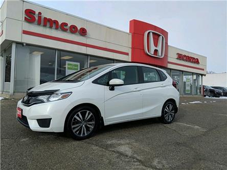 2017 Honda Fit SE (Stk: 15981) in Simcoe - Image 1 of 15