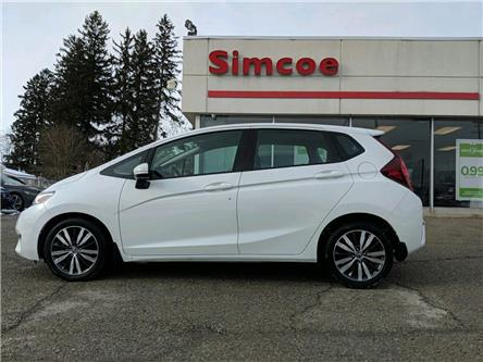 2017 Honda Fit SE (Stk: 19169A) in Simcoe - Image 2 of 15
