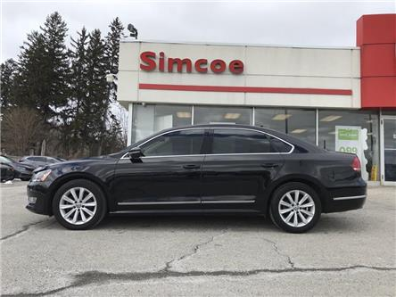 2012 Volkswagen Passat 2.5L Highline (Stk: SH163A) in Simcoe - Image 2 of 17