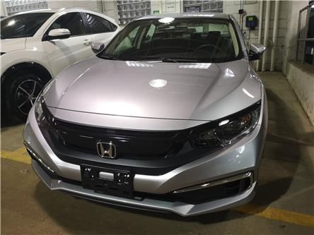 2020 Honda Civic LX (Stk: G20011) in Toronto - Image 1 of 3