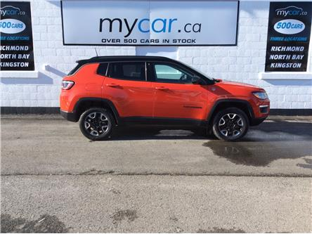 2018 Jeep Compass Trailhawk (Stk: 200203) in Richmond - Image 2 of 20