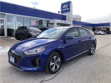 2019 Hyundai Ioniq EV Preferred (Stk: 29656A) in Scarborough - Image 1 of 18