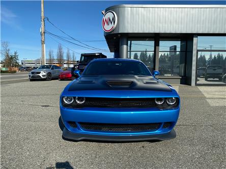 2015 Dodge Challenger SRT Hellcat (Stk: 15-865223B) in Abbotsford - Image 2 of 16