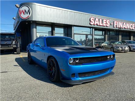 2015 Dodge Challenger SRT Hellcat (Stk: 15-865223B) in Abbotsford - Image 1 of 16