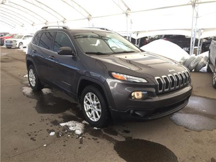2016 Jeep Cherokee North (Stk: 181545) in AIRDRIE - Image 1 of 40