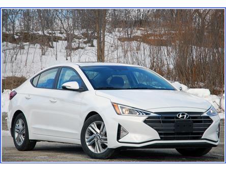 2019 Hyundai Elantra Preferred (Stk: P59723A) in Kitchener - Image 1 of 16