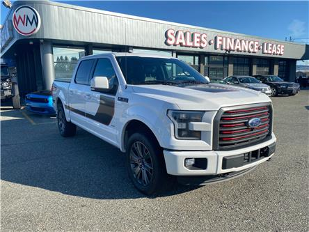 2016 Ford F-150 Lariat (Stk: 16-C51308B) in Abbotsford - Image 1 of 16