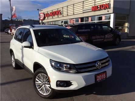 2016 Volkswagen Tiguan Special Edition (Stk: P0166) in Milton - Image 1 of 18