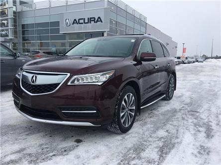 2016 Acura MDX Navigation Package (Stk: A4133) in Saskatoon - Image 2 of 21