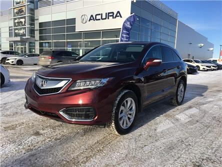2017 Acura RDX Tech (Stk: A4144) in Saskatoon - Image 1 of 18