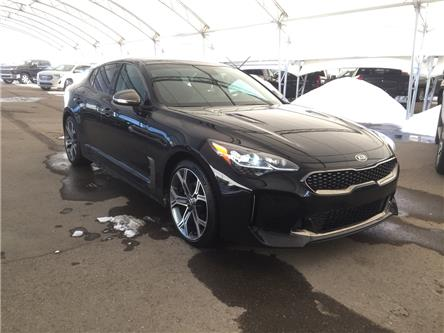 2019 Kia Stinger GT-Line (Stk: 182217) in AIRDRIE - Image 1 of 44