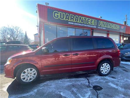 2014 Dodge Grand Caravan SE/SXT (Stk: 19879A) in Ottawa - Image 1 of 13