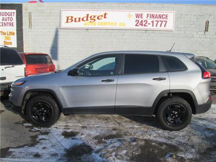 2014 Jeep Cherokee North (Stk: bp648) in Saskatoon - Image 1 of 18