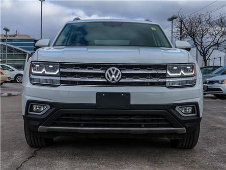 2019 Volkswagen Atlas 3.6 FSI Highline (Stk: 8015V) in Oakville - Image 2 of 26