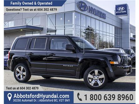 2016 Jeep Patriot Sport/North (Stk: AH8974A) in Abbotsford - Image 1 of 21