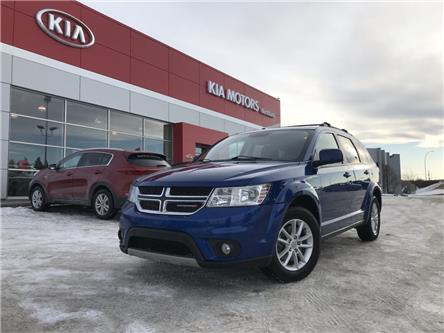 2015 Dodge Journey SXT (Stk: P0472A) in Calgary - Image 1 of 21