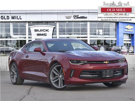 2017 Chevrolet Camaro 1LT (Stk: 123620U) in Toronto - Image 1 of 24