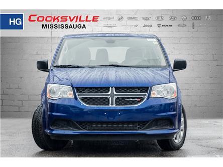 2020 Dodge Grand Caravan SE (Stk: LR155423) in Mississauga - Image 2 of 18