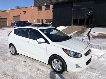 2013 Hyundai Accent GLS (Stk: ) in Ottawa - Image 1 of 18
