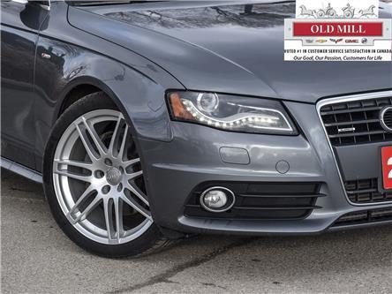 2012 Audi A4 2.0T Premium Plus (Stk: 034186U) in Toronto - Image 2 of 27