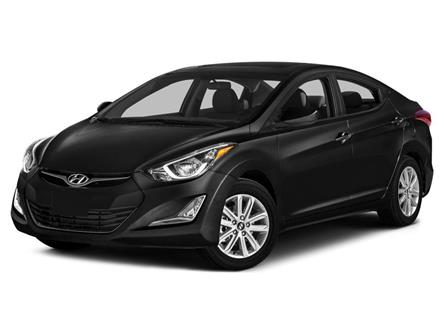 2015 Hyundai Elantra Sport Appearance (Stk: 16611A) in Thunder Bay - Image 1 of 10